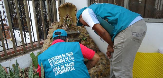 Comenzó jornada contra dengue y chikunguña en seis comunas