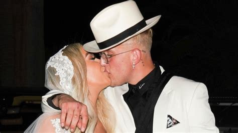 Jake Paul and Tana Mongeau?s Wedding Ended in a Fist Fight