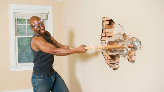 How to Knock Down a Wall: Open Floor Plan, Here We Come!