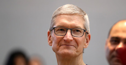 "Apple CEO Tim Cook wants ""well-crafted"" privacy regulations after latest Facebook scandal"