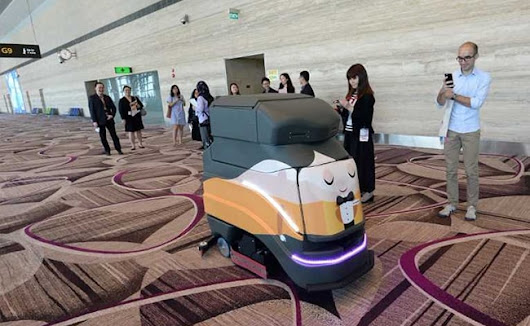 Face Scan, Robot Baggage Handlers: Here's What Future Airports Look Like
