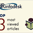 Three popular articles this week on HRinfodesk - First Reference Talks