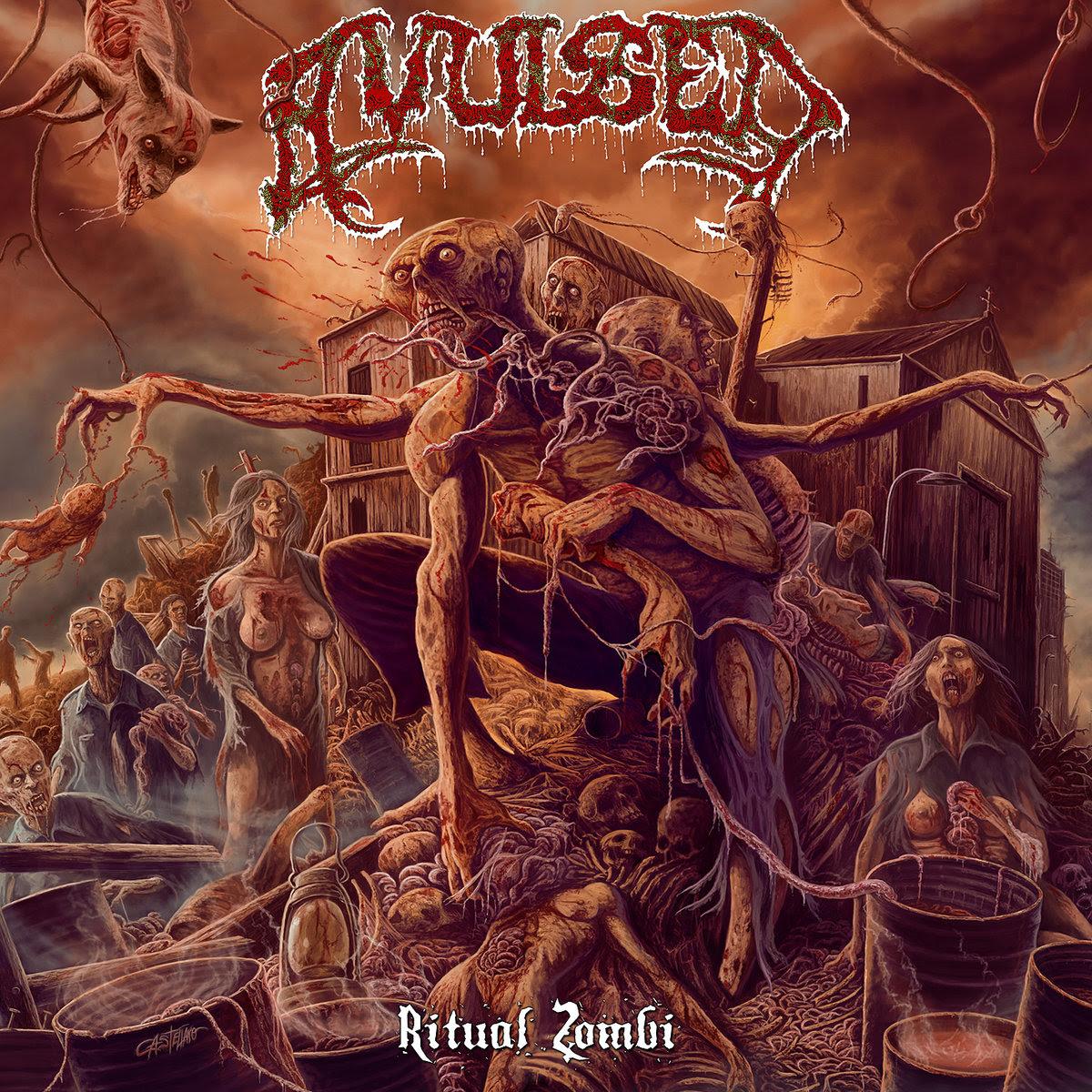 Avulsed - Ritual Zombi (2013)