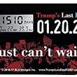 Amazon.com: Trump's Last Day 01.20.21 Countdown Clock: Home & Kitchen
