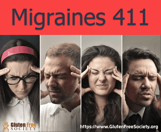 16 Food and Chemical Migraine Triggers | Gluten-Free Society