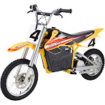 Razor MX650 Dirt Rocket Electric Bike, Yellow