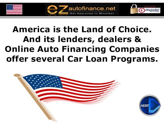 Different Types of Car Loan Programs available in the Market