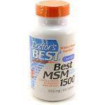 Doctor's Best Best MSM 1500 mg Lignisul - 120 Tablets