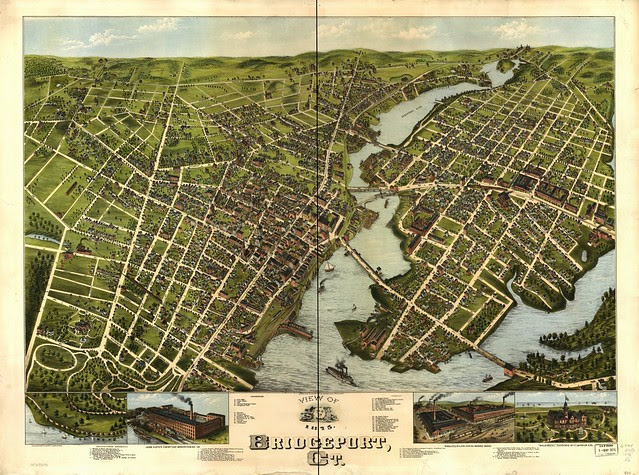 View Of Bridgeport Ct Flickr Photo Sharing