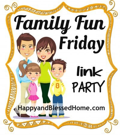 Eating Well on Family Fun Friday - Gym Craft Laundry