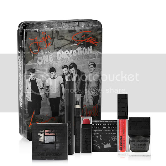 Autographed Make-up by ONE DIRECTION Giveaway #makeupby1D #thelookscollection #markwins - Life According to Damaris - Georgia Blogger, Latina Mommy & Wife!