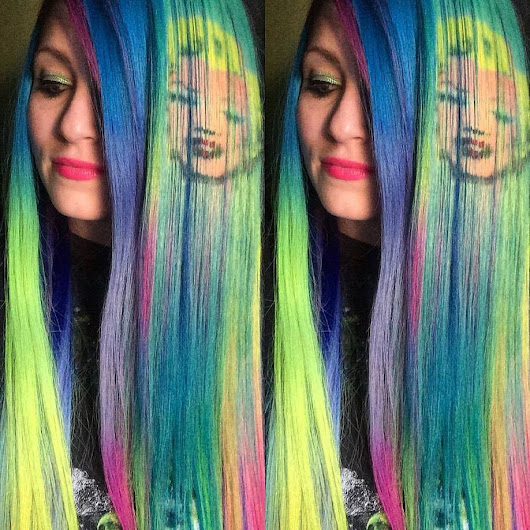 Color stylist reproduces famous works of art onto hair with the creative use of dye | D_sign