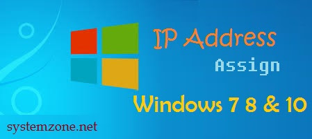 How to Assign Static IP Address in Windows OS