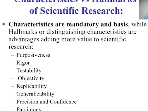 #Research #Methods. . #Charactaristics vs #Hallmarks #MBA #Business #Management…