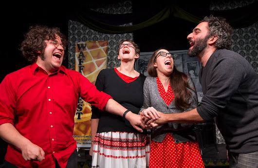 Parallelogramophonograph Gives a Mouthful of Improv to Austin