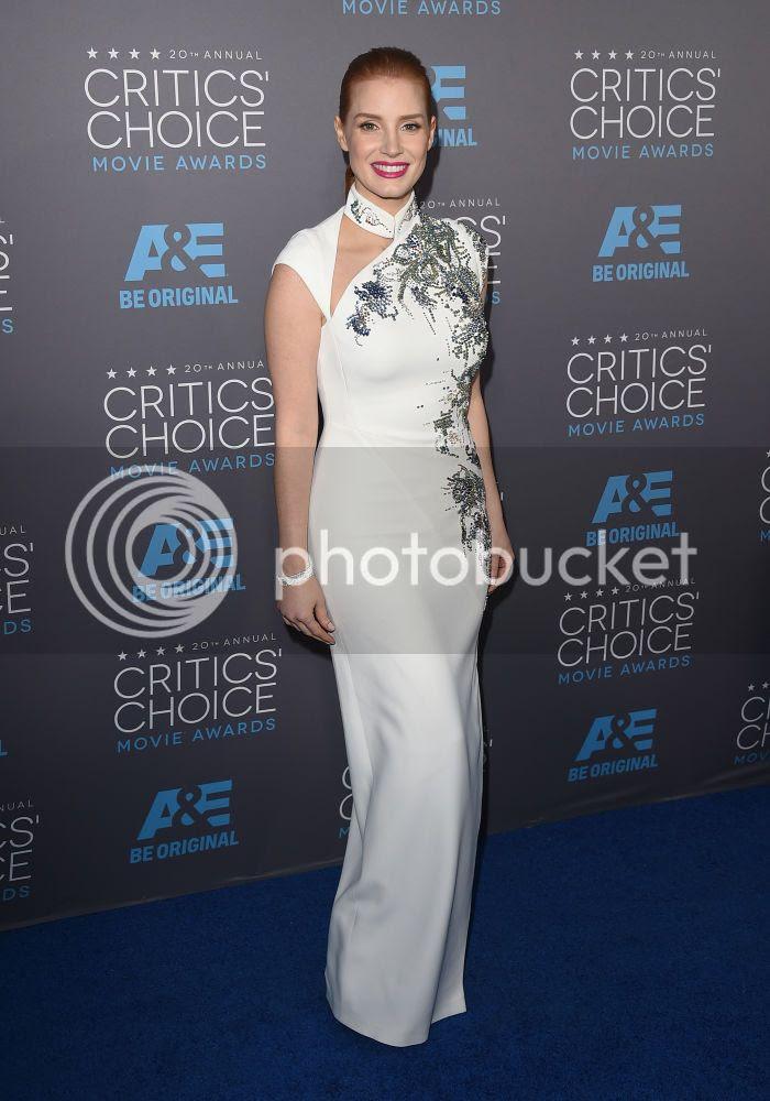 Jessica Chastain - 2015 Critics Choice Movie Awards photo 2015-Critics-Choice-Movie-Awards-Jessica-Chastain.jpg
