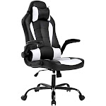 BestOffice Office Desk Gaming Chair High Back Chair