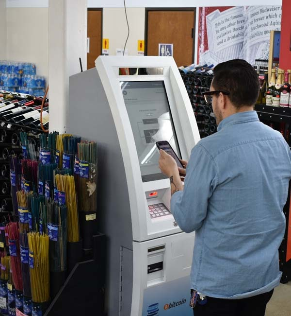 How To Send Money Through Bitcoin Machine : My Experience Using A Bitcoin Atm : Here is an example of how bitcoins can be some bitcoin atms even offer the ability to print out a paper wallet and have your coins sent their for.