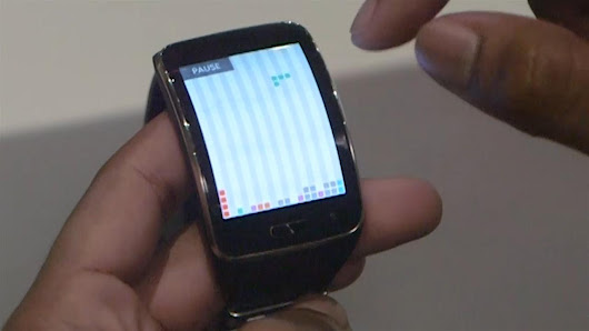 Samsung Gear Watch Apps to Play on the Go