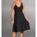 Shadowline 37737 Silhouette 40 inch Gown Black