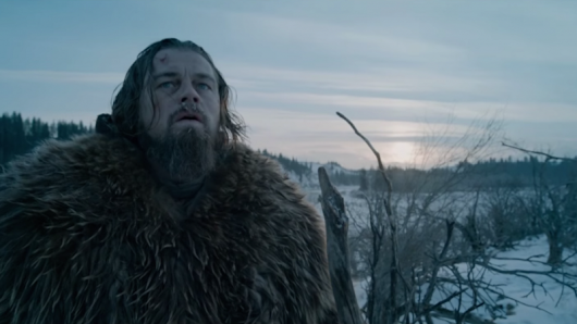The Revenant Is a Movie About Man — Crossing Genres