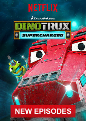 Dinotrux Supercharged - Season 2