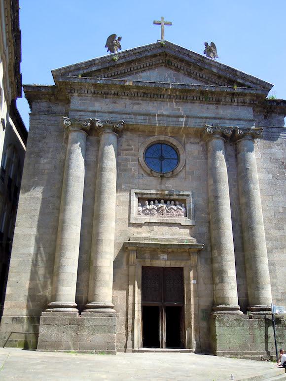 capilla de animas Santiago de Compostela Galicia Spain, Camino de Santiago
