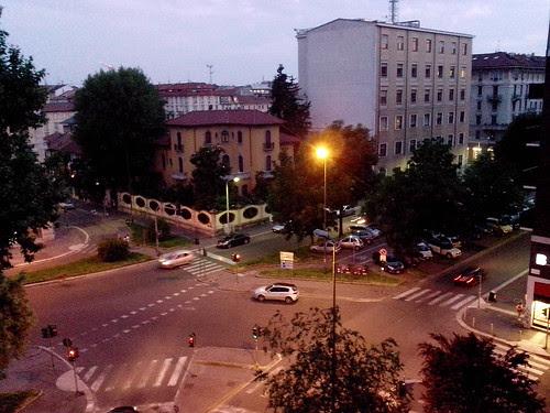 Piazzale Susa dall'alto by Ylbert Durishti