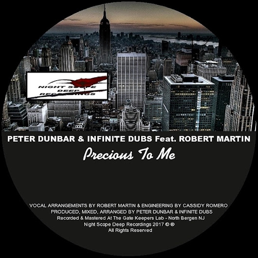 Precious To Me (feat. Robert Martin) - Single by Peter Dunbar on Apple Music