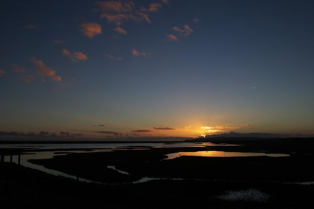 DSC_5470 Sunset at Rye Harbour Nature Reserve