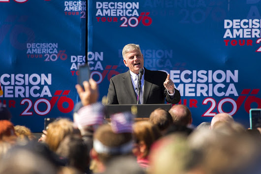 Decision America Tour with Franklin Graham