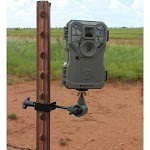 HME -TPCH T-Post Trail Camera Holder