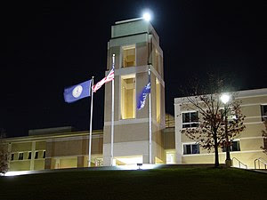 ISAT/CS Building on the east campus of James M...