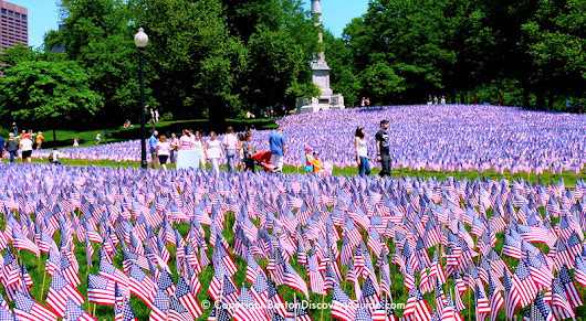 Memorial Day in Boston 2017 | Things to Do | Boston Discovery Guide