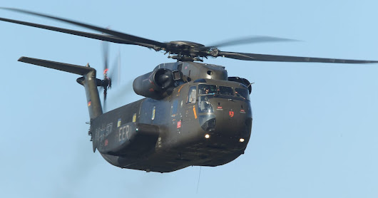 Germany Picks CH-53K , CH-47F as Options for New Helo