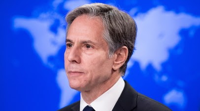 Блинкен и глава МИД Казахстана обсудили ситуацию в Афганистане