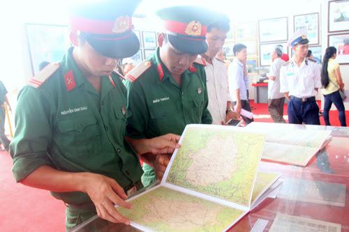 Bộ TT&TT, cảnh sát biển, Nha Trang, Hoàng Sa, Trường Sa, Biển Đông, chủ quyền