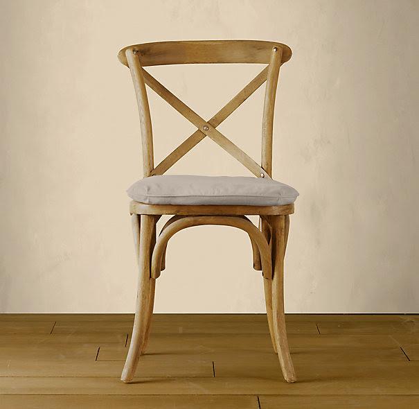 Madeleine Side Chair - Restoration Hardware