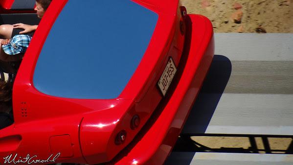 Disneyland Resort, Disney California Adventure, Cars Land