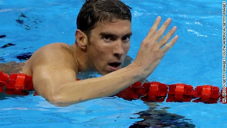Michael Phelps makes history to win 22nd gold