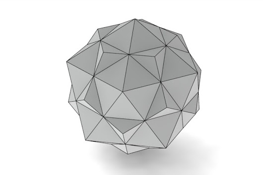 Dodecahedron Icosahedron with Video tutorial - STL, Other - 3D CAD model - GrabCAD
