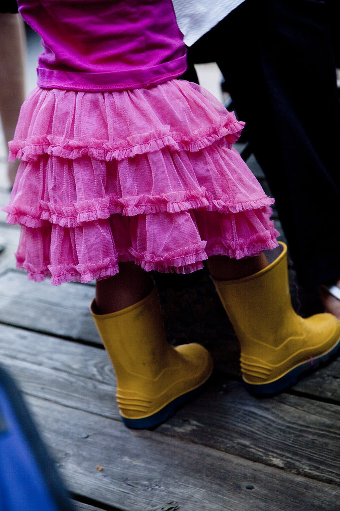 princess galoshes