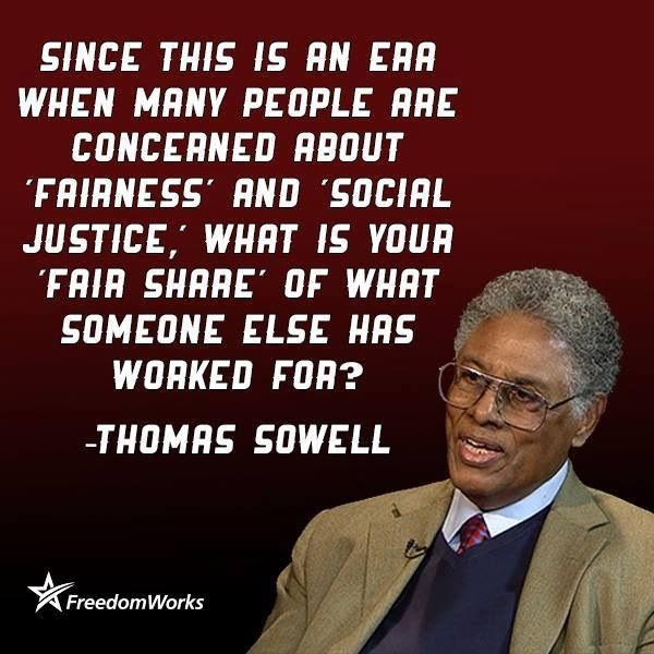 Image result for Thomas Sowell Quotes