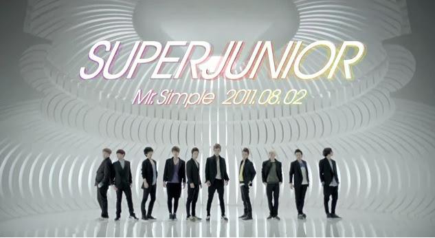 Benarkah Mr.Simple Merupakan Album Terakhir Super Junior