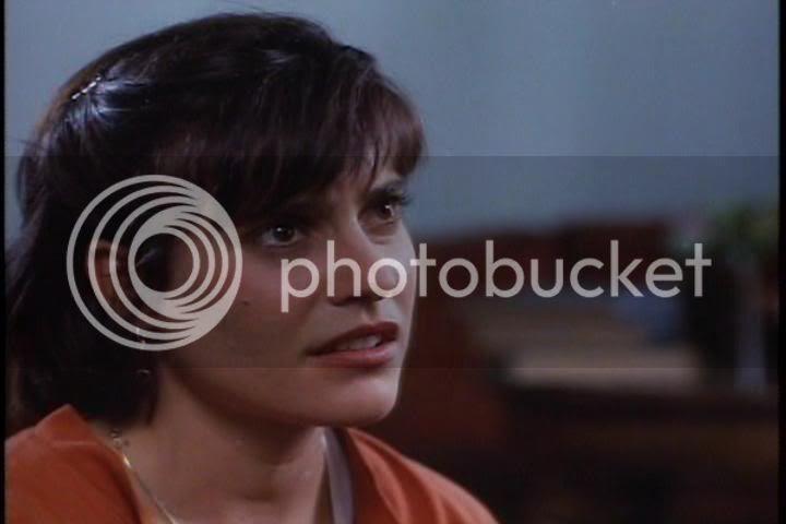 Melanie Shatner as Rebecca