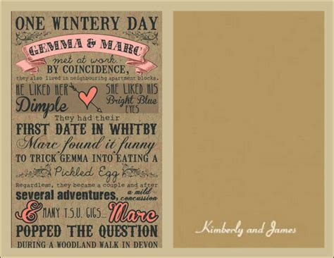 10 Funny And Inspiring Informal Wedding Invitation Wordings