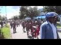 Kunjungan Menkopolhukam di Domberay - Manokwari