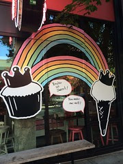 Greetings from Cupcake Royale in Seattle by Rachel from Cupcakes Take the Cake