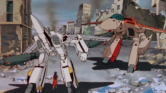 Sony Pictures wants to make Robotech its next big sci-fi franchise