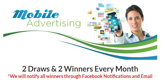 Enter To Win Free Mobile Ad Campaign